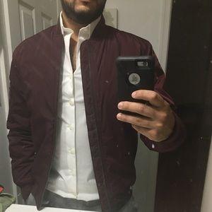 Old navy bomber jacket, Size medium